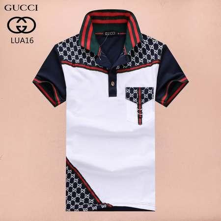 polo Gucci le moin cher,boutique t shirt Gucci paris,t shirt Gucci manches  longues pas cher 23da15690c6