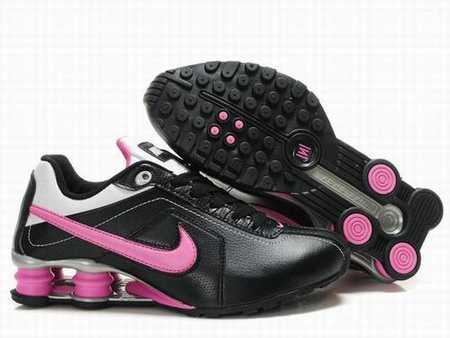 chaussures de sport femmes nike en cuir