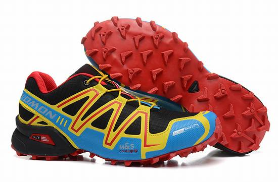 Chaussures Lacets chaussures Speed Cross 3 Salomon Salomon tenis AqqTxa